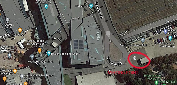 Melbourne CBD Creative Urban Landscape Workshop  - Haida Filters included image