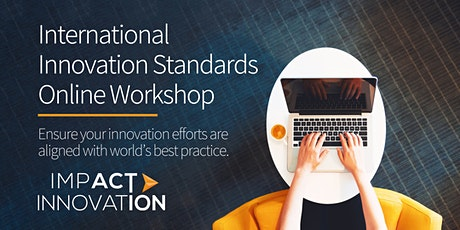 International Innovation Standards Workshop tickets