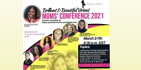 Brilliant & Beautiful Virtual Moms' Conference tickets