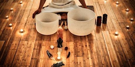 Sound Healing is the new yoga! Sanación a través del sonido con meditación tickets