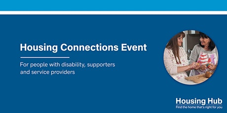 Housing Connections Event   Albany   WA tickets