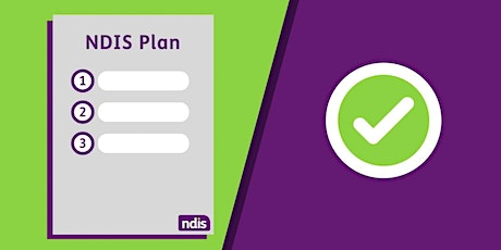 FREE: Using Your NDIS Plan - Information Session tickets