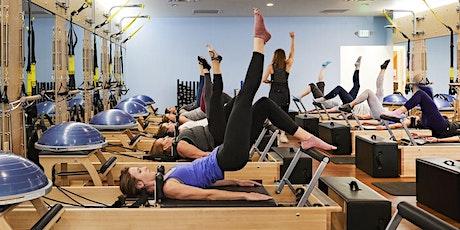 Club Pilates Intro class tickets