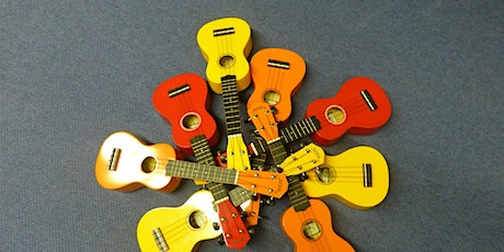 City of Belmont Ukulele Group (COBUG) tickets