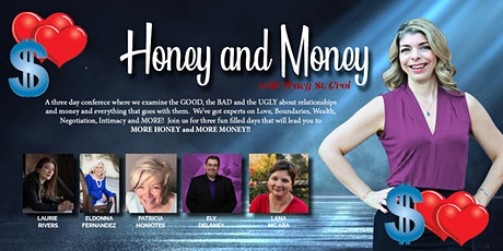 The Honey and The Money VIP Experience tickets