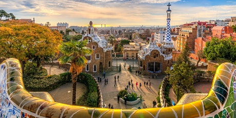 Park Güell. Gaudi's masterpiece best integrated with nature. Live  Tour. tickets