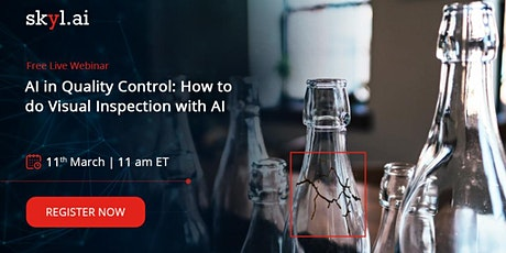 AI in Quality Control: How to do visual inspection with AI tickets