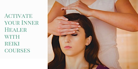 Reiki I  - Activate Your Inner Healer tickets