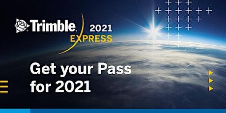Trimble Express 2021 - Wellington tickets