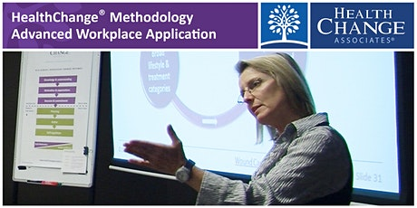 HealthChange® Methodology Advanced Workplace Application (1day) tickets
