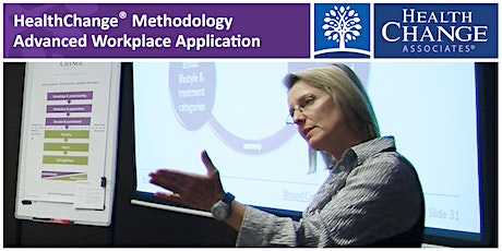 HealthChange® Methodology Advanced Workplace Application (1 day) tickets