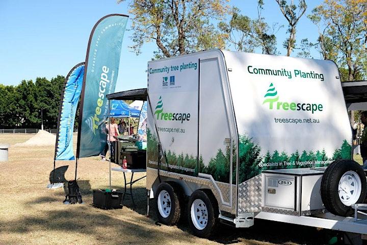 Moggill - Community Tree Planting image