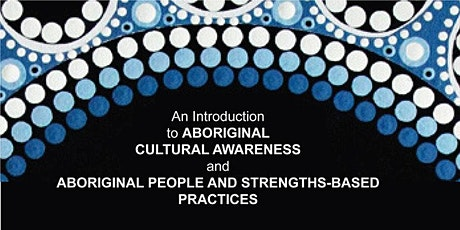 Aboriginal Cultural competence training for AOD workers tickets