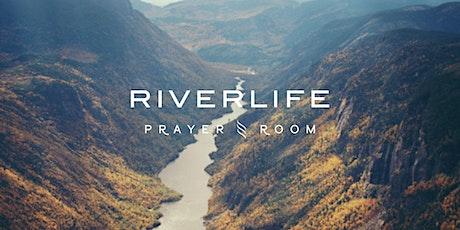 RiverLife Prayer Room | 27 Jan | 8 pm tickets