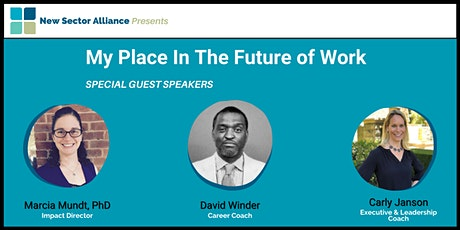 My Place In The Future of Work tickets