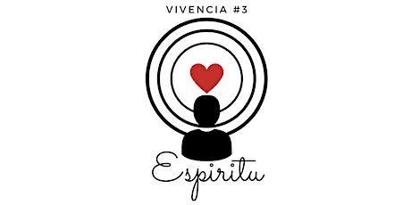 Vivencia #3 - Organiza tu Vida Efectivamente entradas