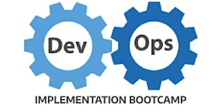 Devops Implementation Bootcamp 3 Days Training in Auckland tickets