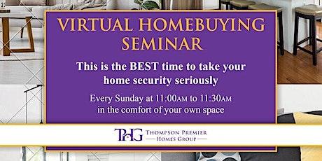 Homebuying Seminars (30 mins Virtual) DC/MD tickets
