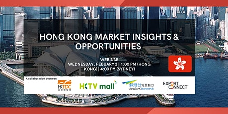 Hong Kong Market Insights & Opportunities tickets