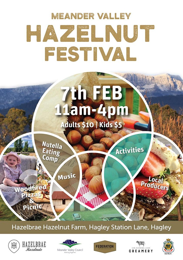 Meander Valley Hazelnut Festival image