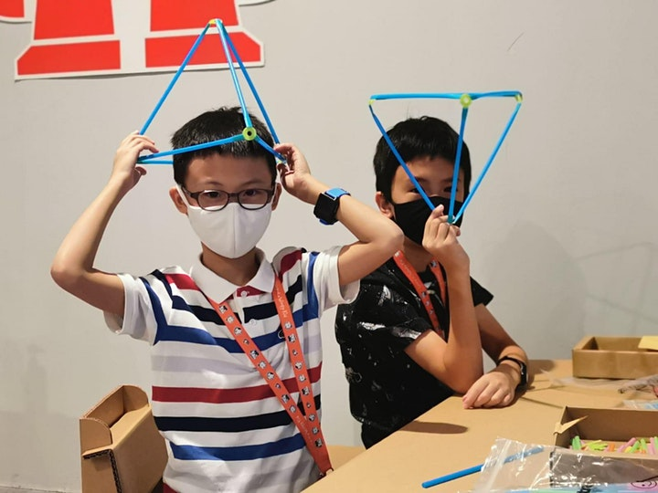 STEAM Coding/Making Workshops | STEAM Education [Ages 6-16]@Tekka Place image