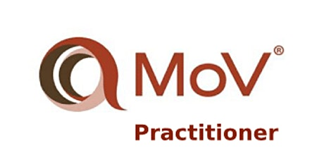 Management of Value (MoV) Practitioner 2 Days Training in Kitchener tickets