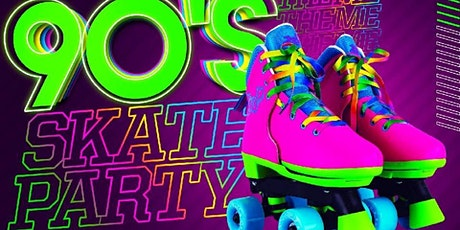 90's Skate Party tickets