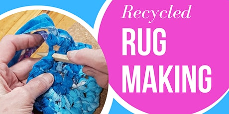 Recycled Rug Making - Woodcroft Library tickets