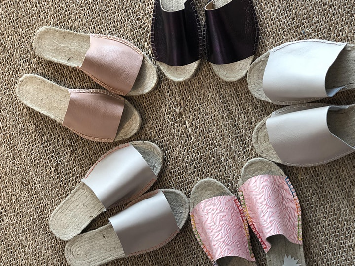 LOUNGE SESSIONS: Make Your Own Espadrilles image