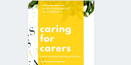 Energy Class for carers tickets