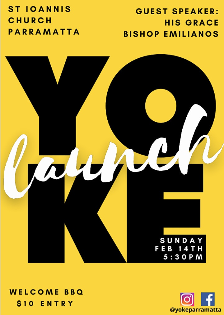 YOKE Launch 2021 image
