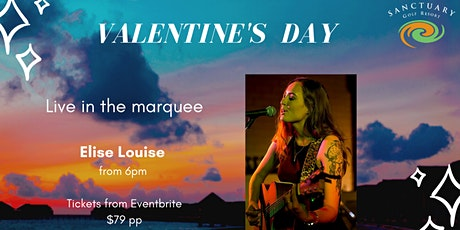 Live in the Marquee - Valentines Day  Special tickets