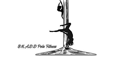 Wellness & Wine Wednesday & Flexibility Friday Pole Fitness tickets