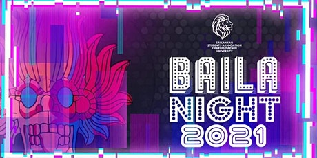 Baila Night 2021 tickets