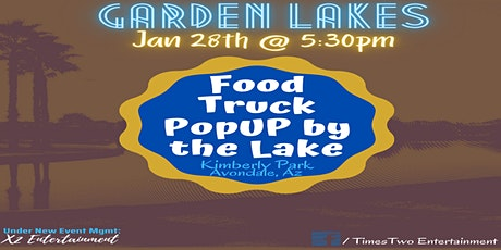 Kimberly Park Food Truck PopUP by the Lake - Jan 28th tickets