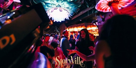 Friday Socials Party (Drink included), at STORYVILLE! tickets