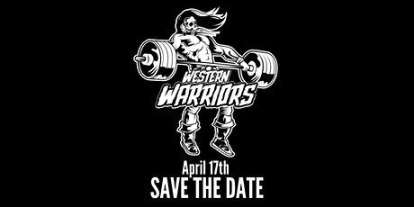 Western Warriors Weightlifting Comp 7.0 tickets