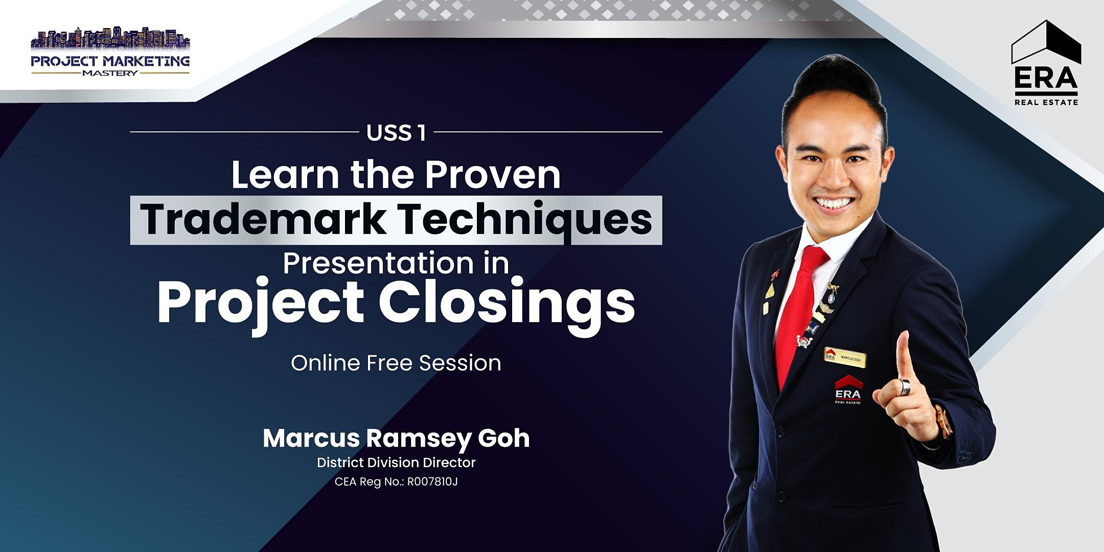 USS 1 : Project Marketing Mastery