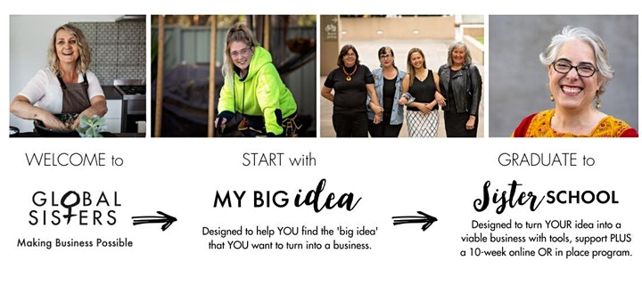 My Big Idea Workshop - Wangaratta image