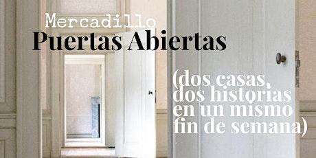 Mercadillo Dobles Puertas Abiertas - Las Rozas entradas