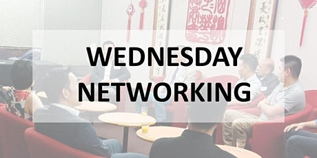Wednesday Networking - Now Entering its 5th Year! tickets