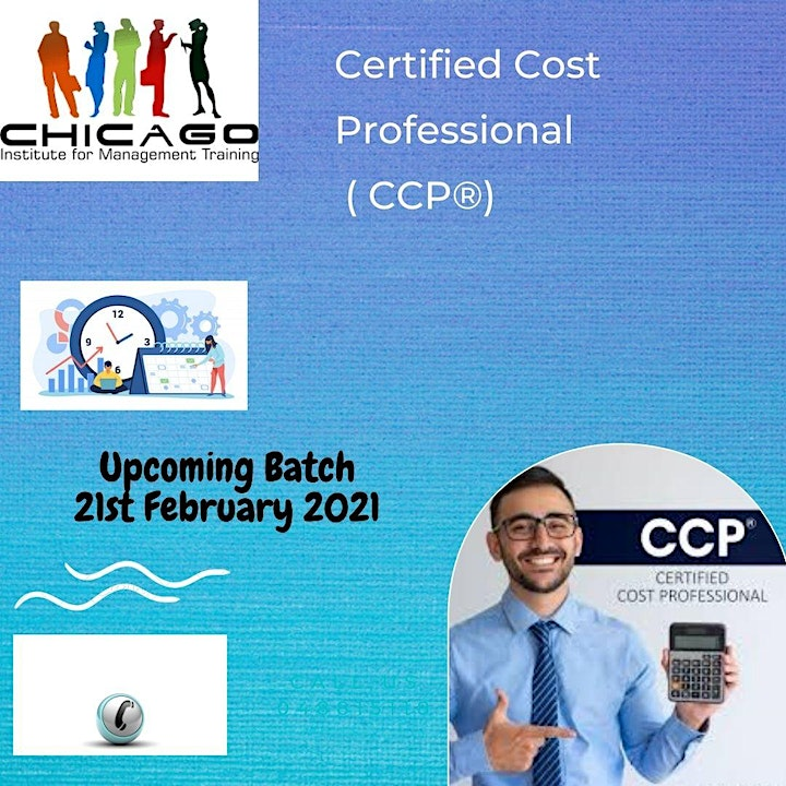 Certified Cost Professional ( CCP ®) image
