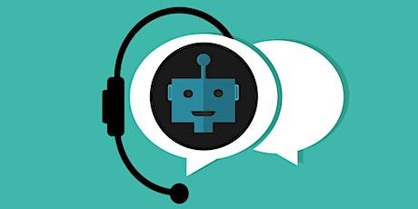 Workshop: Design und Entwicklung eines Chatbots  (09.03.2021/10.03.2021) Tickets