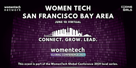 WomenTech San Francisco Bay Area - Connect Online (Employer Tickets) tickets