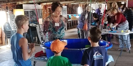 Fun at Dock 2.  Hands-on science activities for youngsters tickets