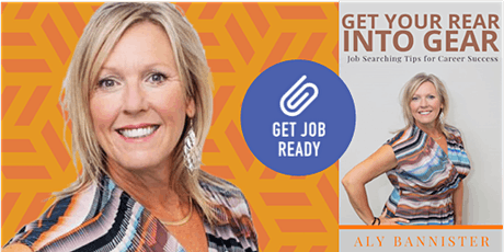 Get Job Ready - Alison Bannister - Tips & Tricks tickets