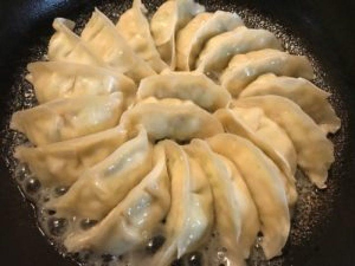 Zoom  Live Cooking Class - Japanese Street Foods vol.4 -  Potstickers image