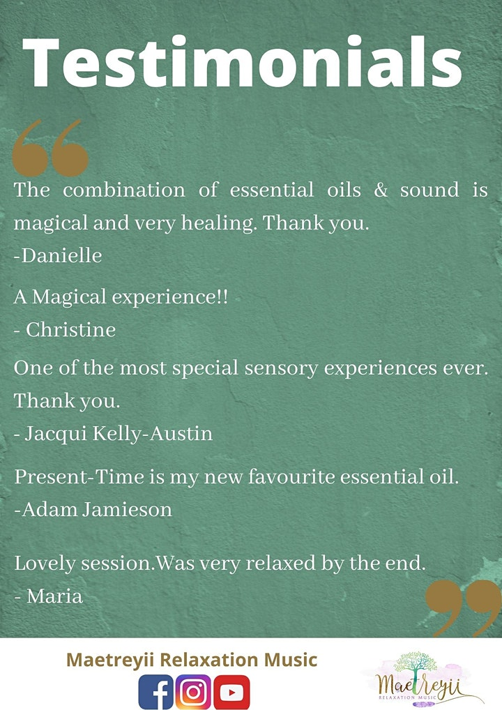 Happy Healthy Motherhood with Sound Healing and Essential Oils @Caboolture image