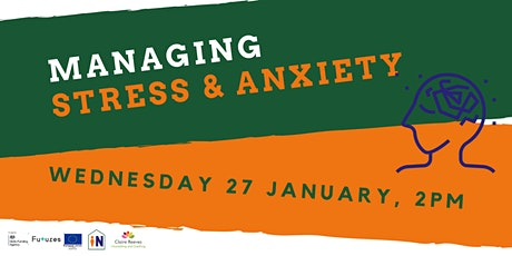 Managing Stress and Anxiety tickets