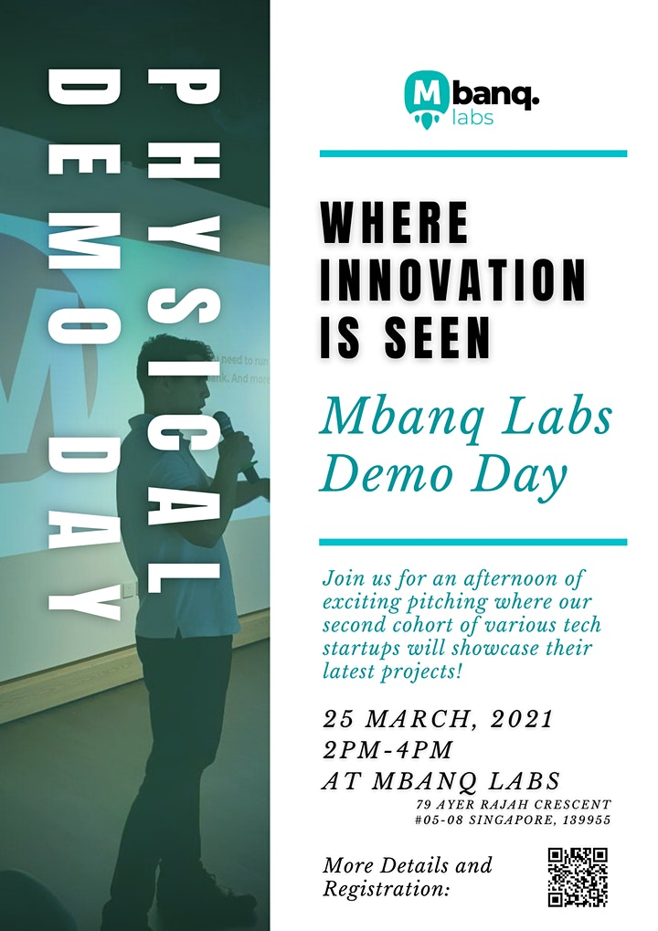 Mbanq Labs Physical Demo Day image